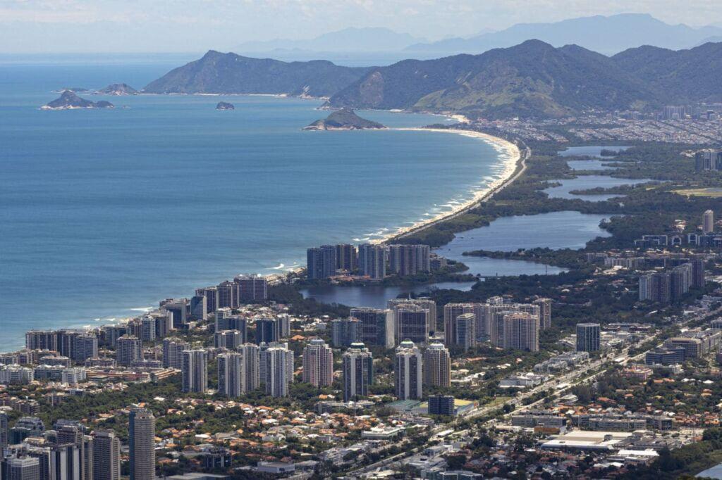 Río fue ciudad Olímpica