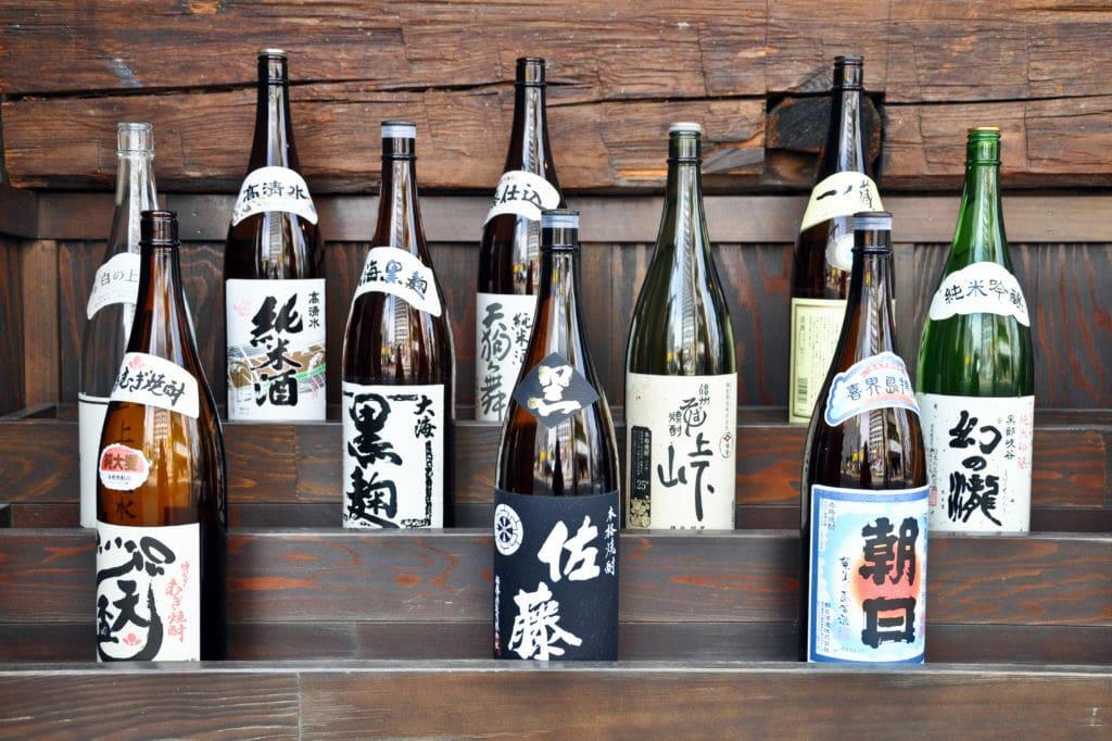 Sake, bebida alcohólica más famosa de Japón y del mundo