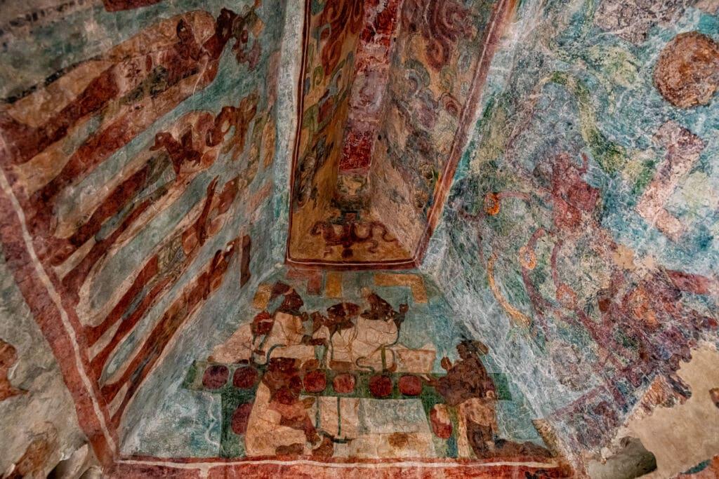 templo Bonampak en México, un lugar que visitar en Chiapas