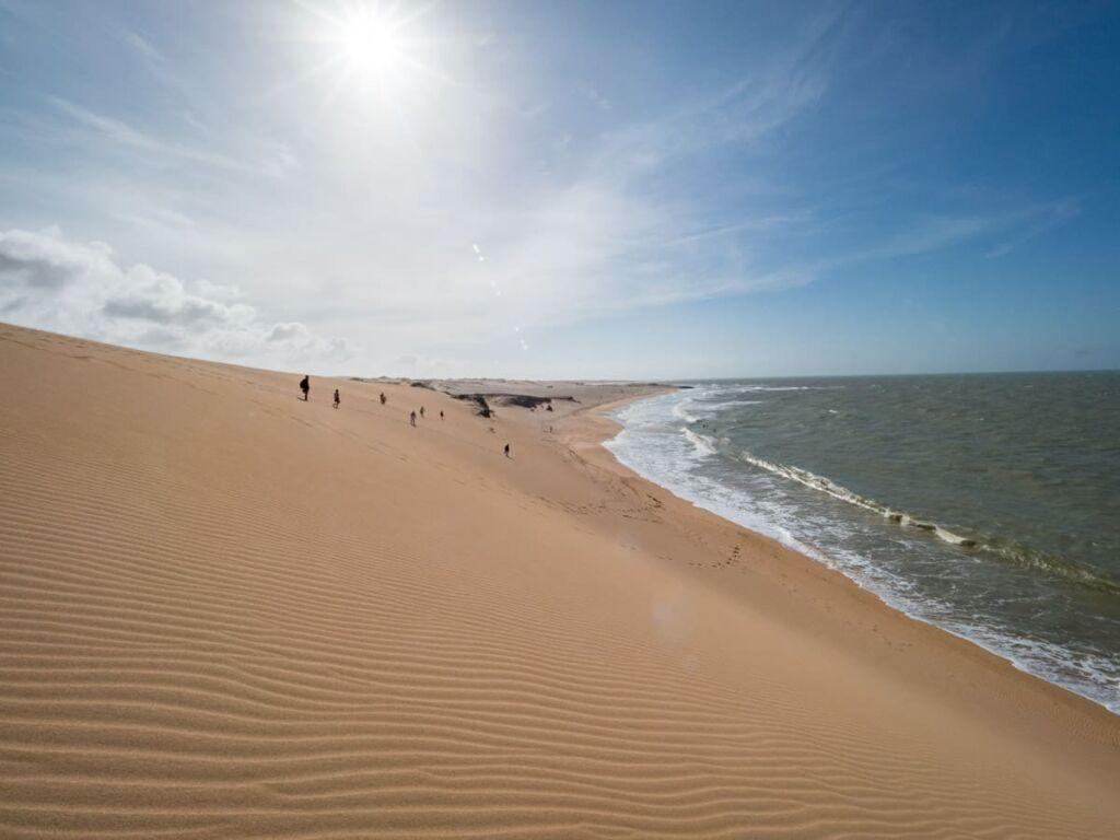 Así es el desierto de Guajira en Colombia y esto es lo que puedes ver