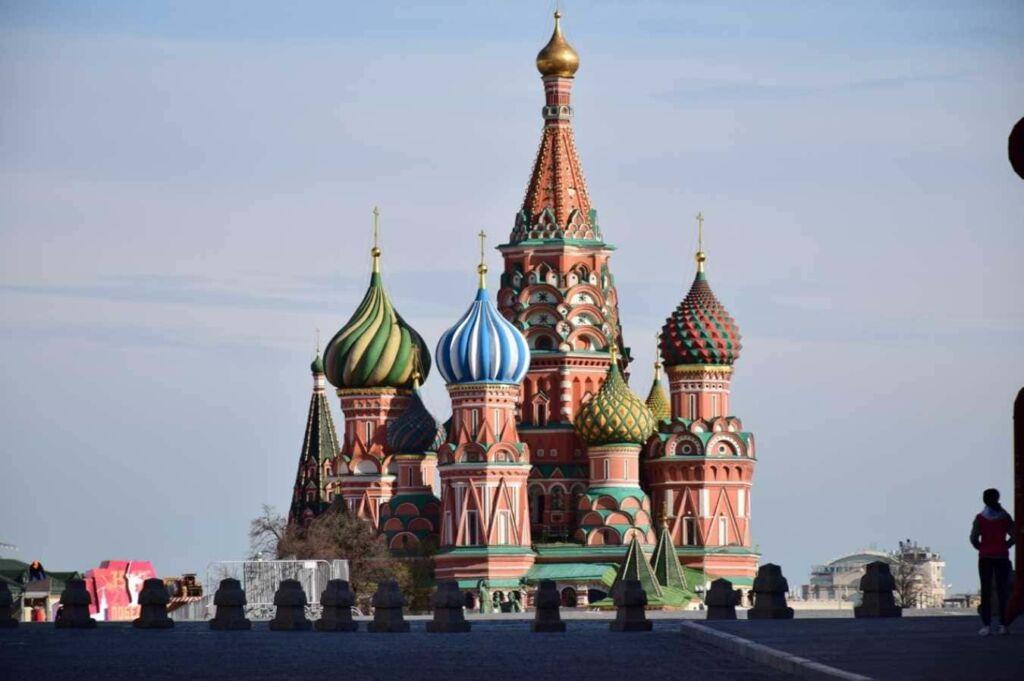 Moscú, ciudad para viajar a Rusia