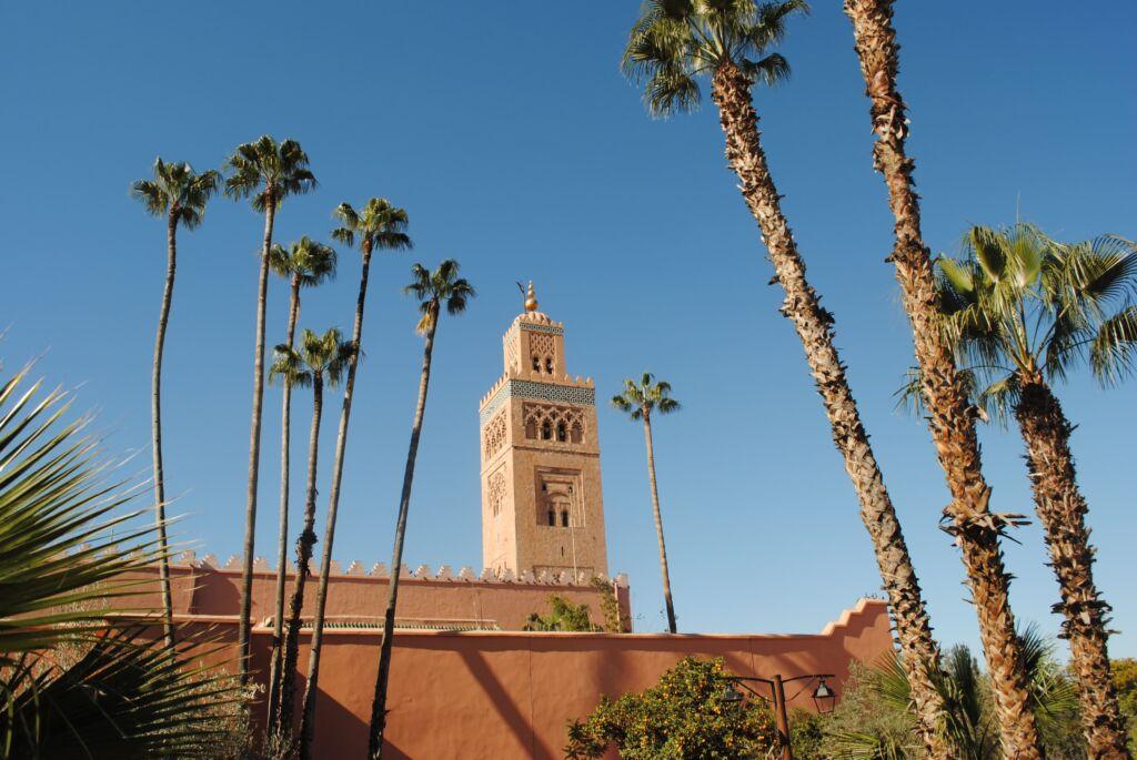 Kutubia monumentos que ver en Marrakech