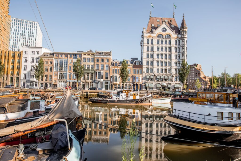 ¿merece la pena visitar Rotterdam?
