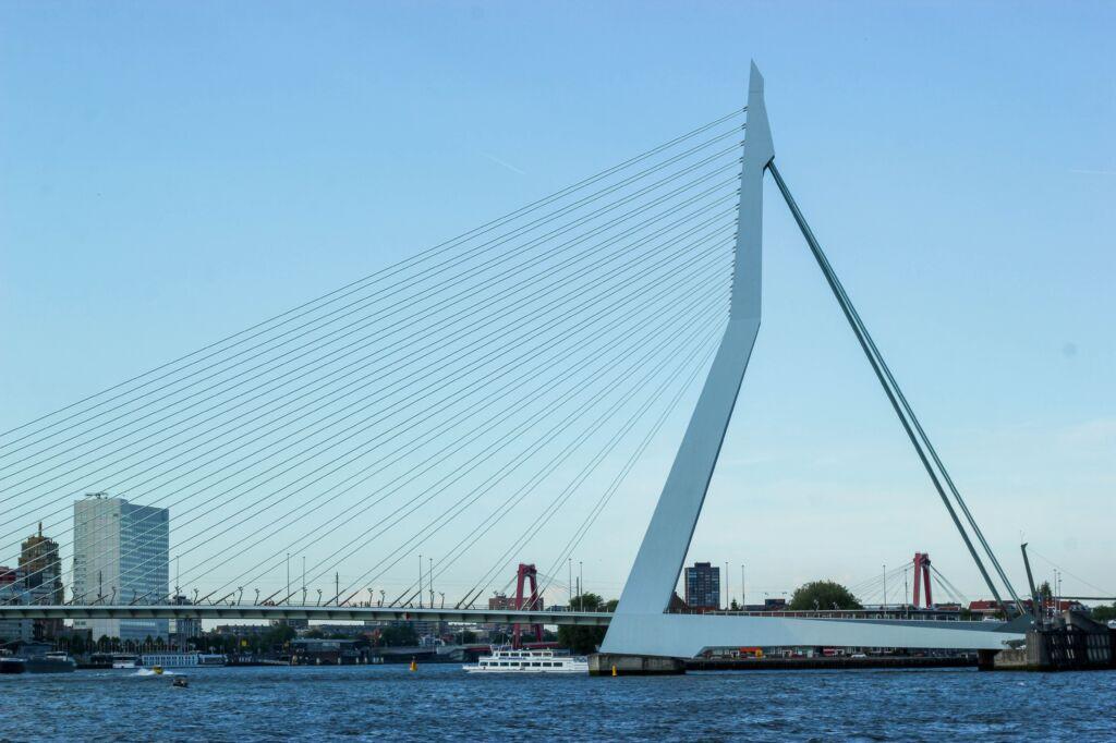 puente Erasmo que ver en Rottedam