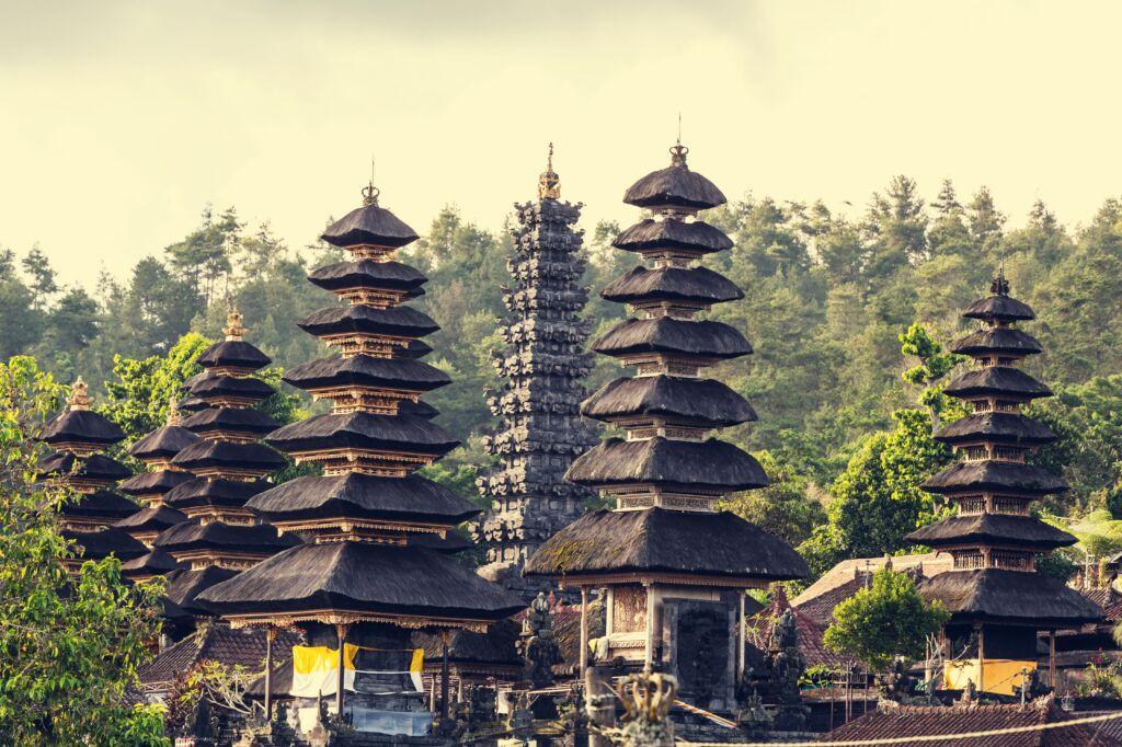Pura Besakih, templo que ver en Bali