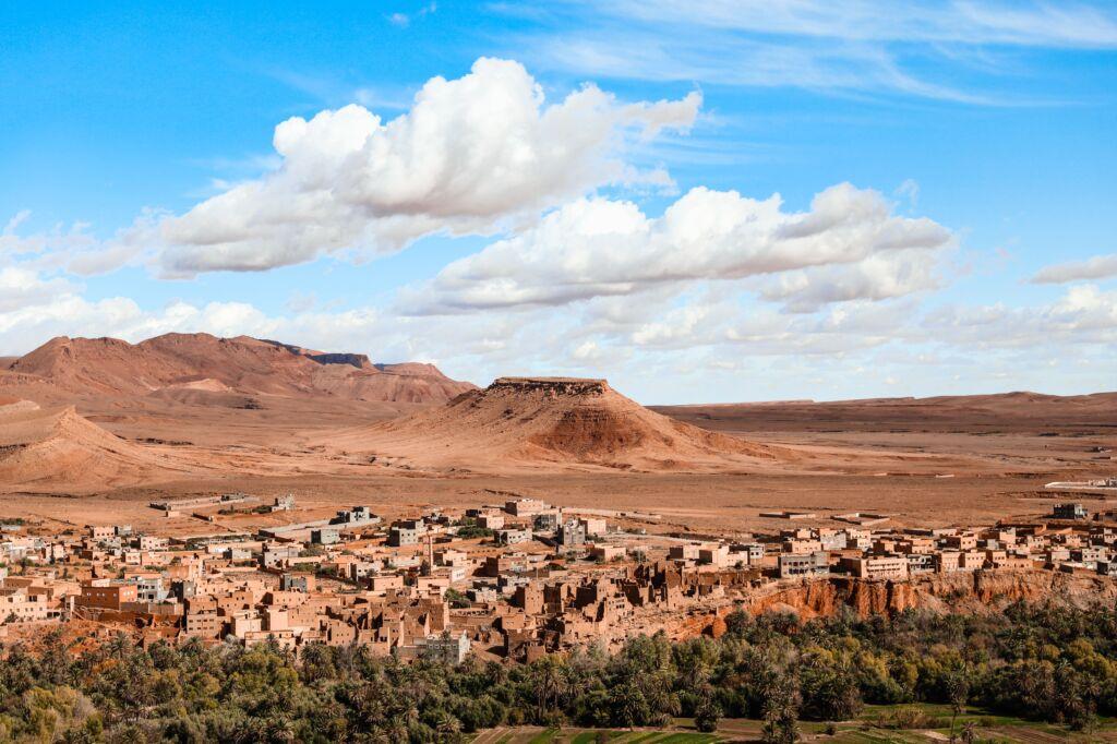 Tenerhir, pueblo de Marruecos al que viajar