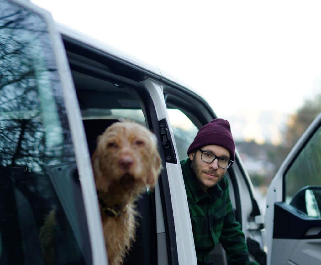 por qué viajar con tu perro