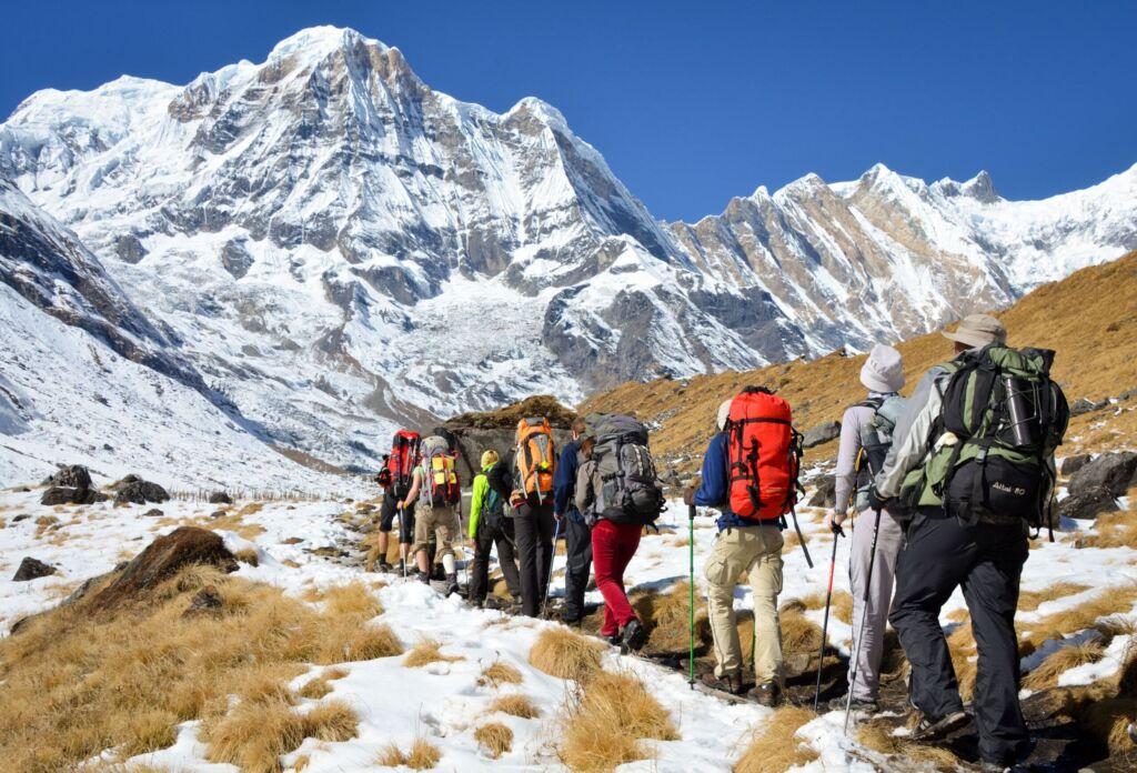 trekking en Nepal - seguridad
